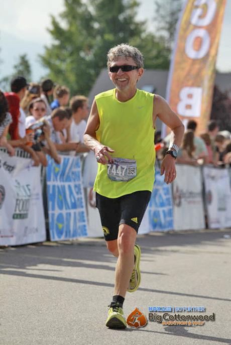 Andy Big Cottonwood Finish